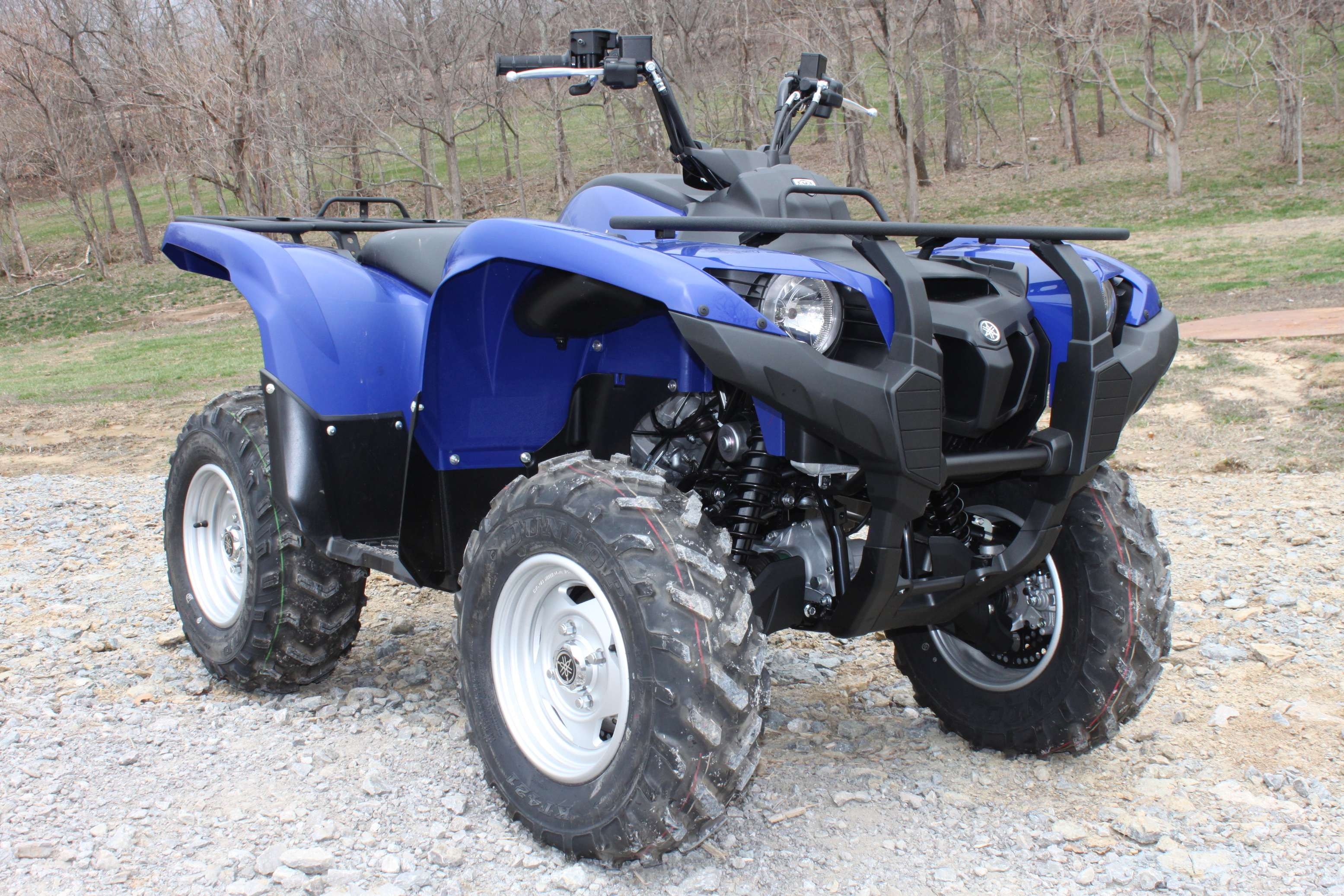 Yamaha Grizzly 700 #7264696