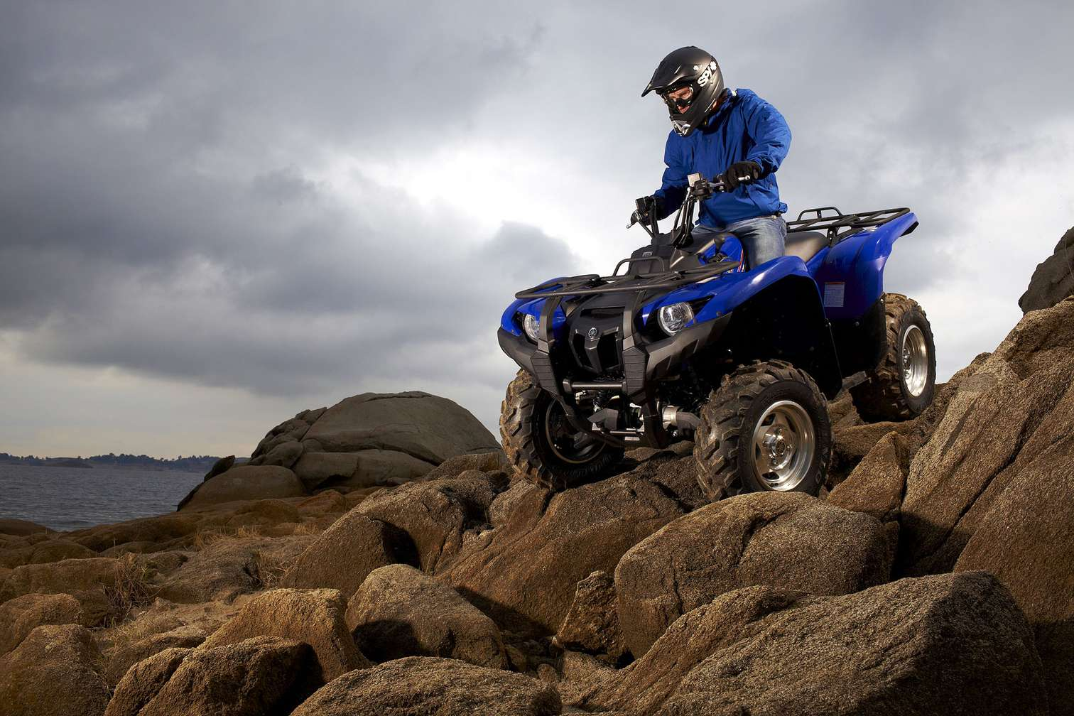 Yamaha Grizzly 700 #9934137