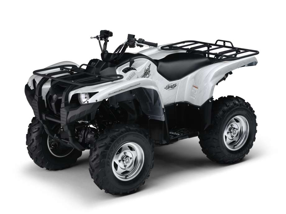 Yamaha Grizzly 700 #7393792