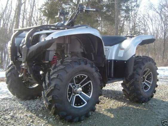 Yamaha Grizzly 700 #9133927