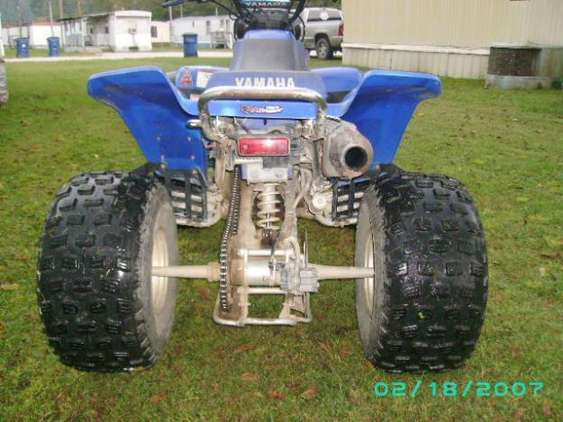 Yamaha Warrior 350 #9108692