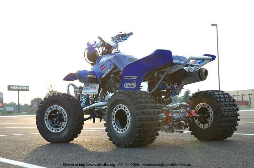 Yamaha Warrior 350 #7405085