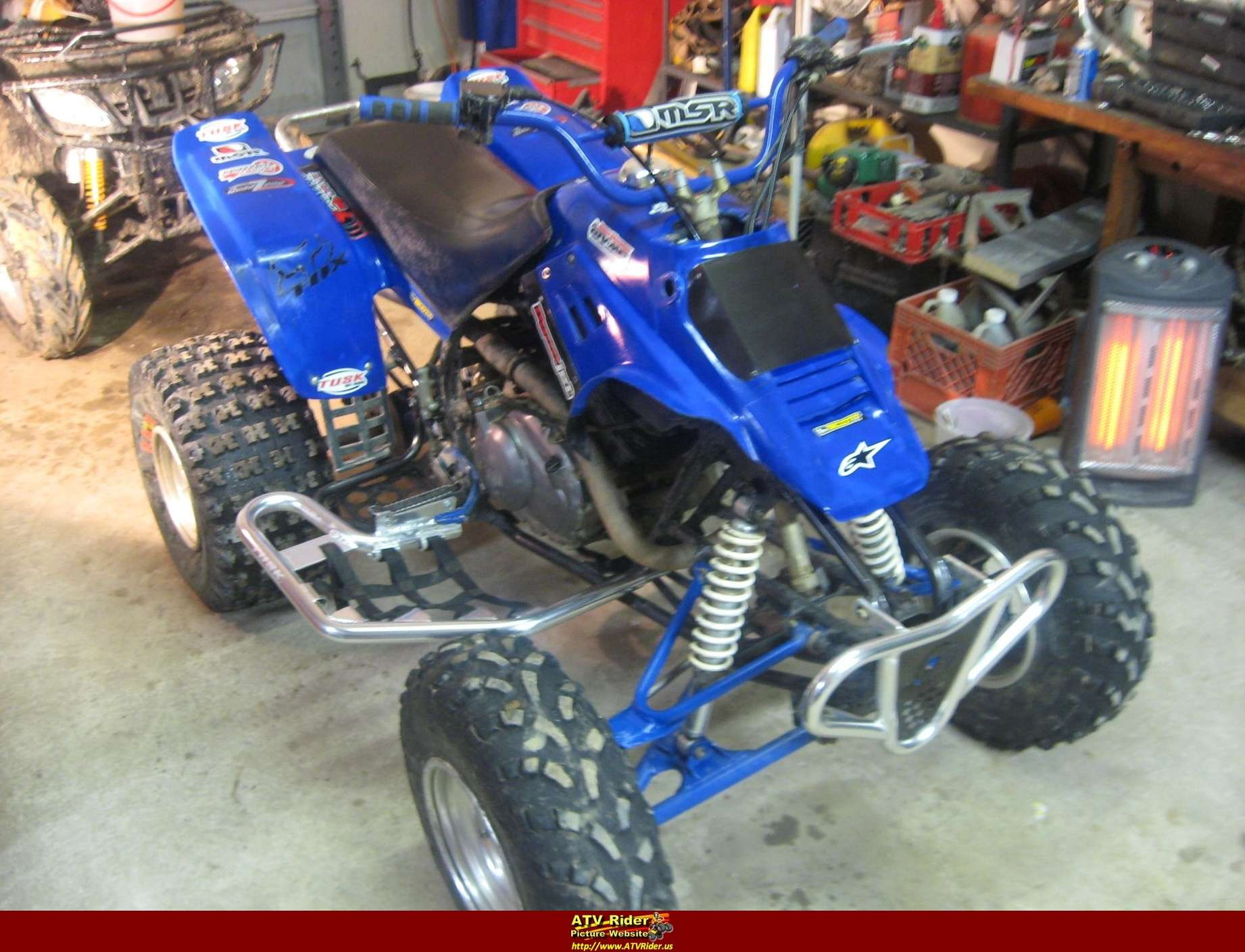 Yamaha Warrior 350 #8457592