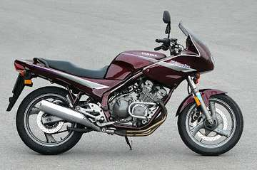 Yamaha XJ 600 Diversion #8643320