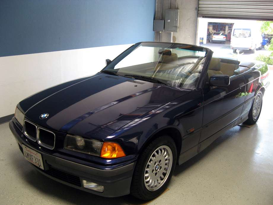 1995 bmw 325i convertible. Black Bedroom Furniture Sets. Home Design Ideas