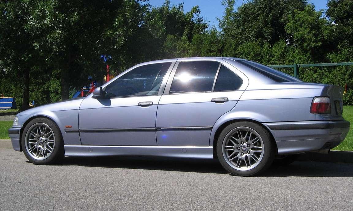 1997 Bmw 328