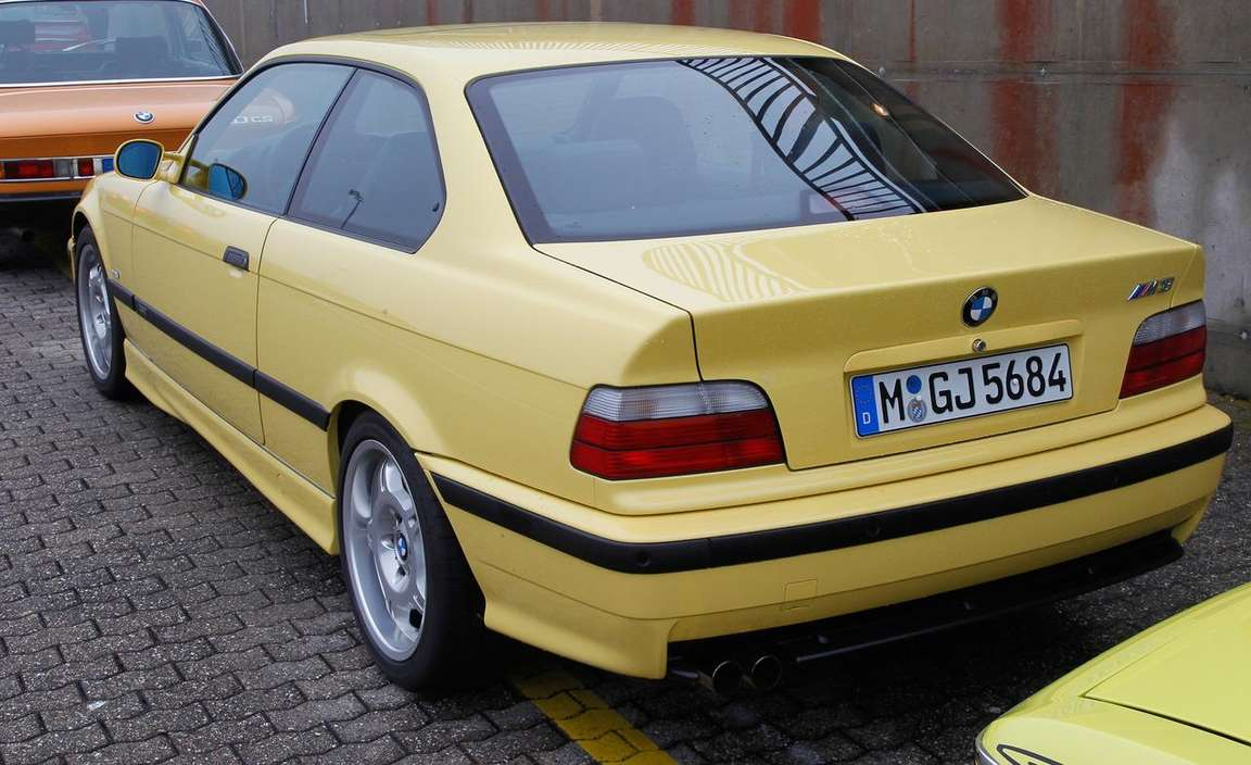 1998 Bmw M3 Review