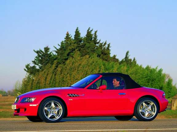 1999 Bmw M Roadster Specs