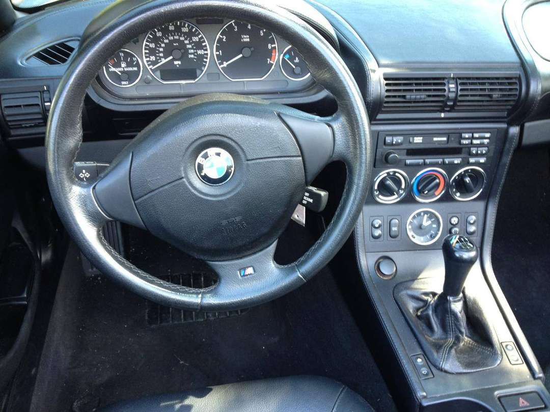 2000 Bmw M Roadster Specs