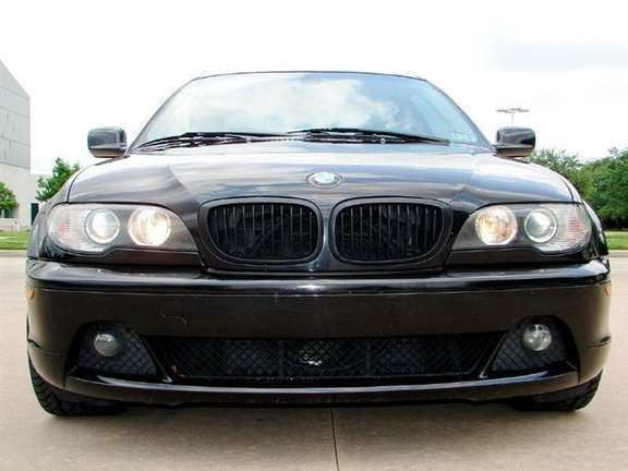 2004 bmw 325ci owners manual