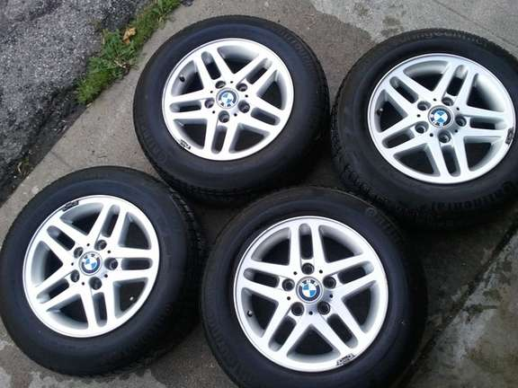 15 bmw wheels