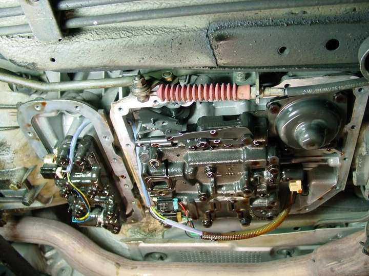 1999 Bmw 528i Transmission Problems