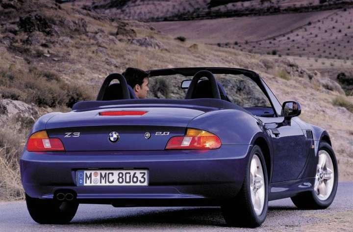 2000 Bmw Z3 Specs