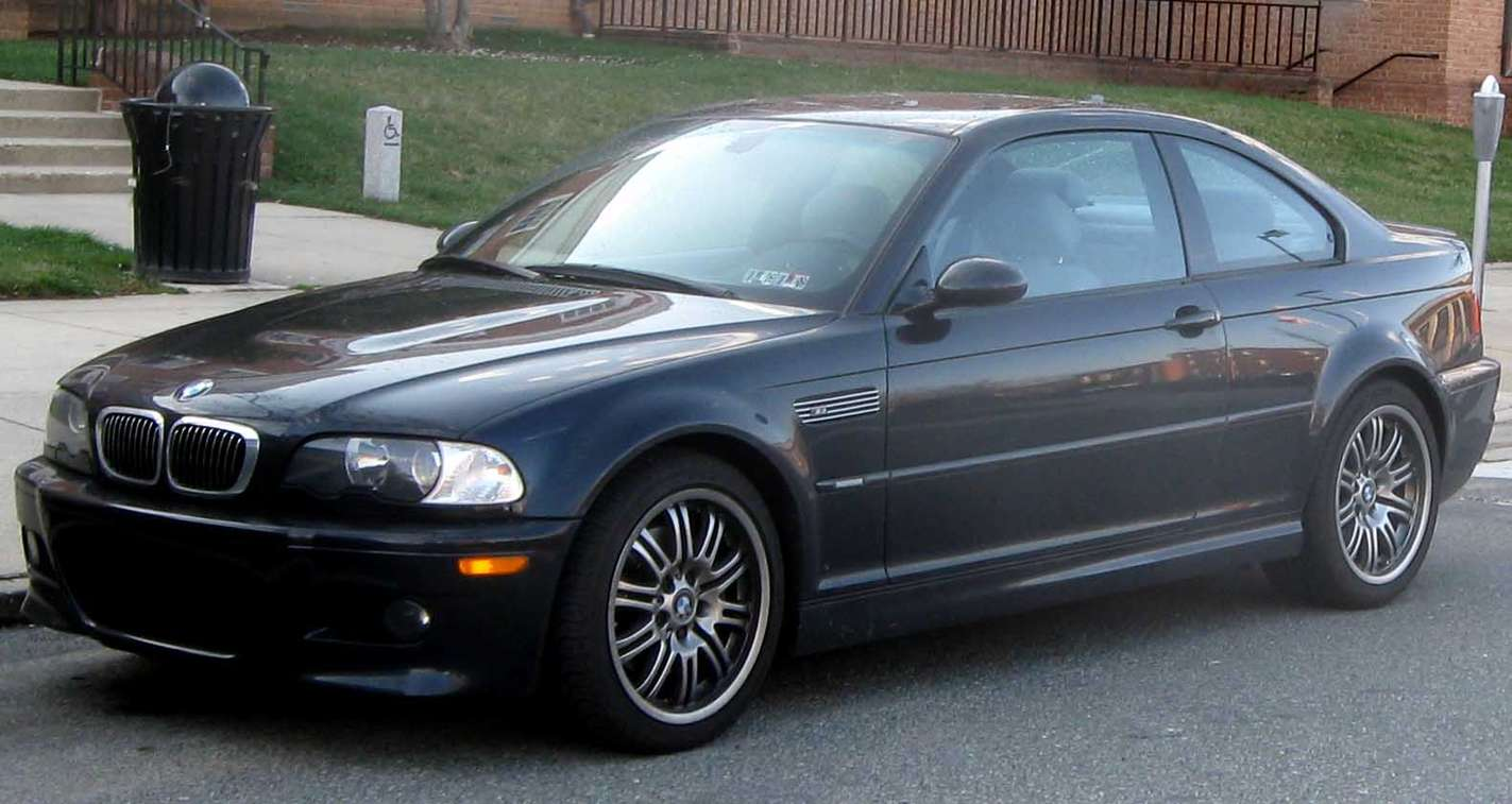 2000 Bmw M3 Coupe