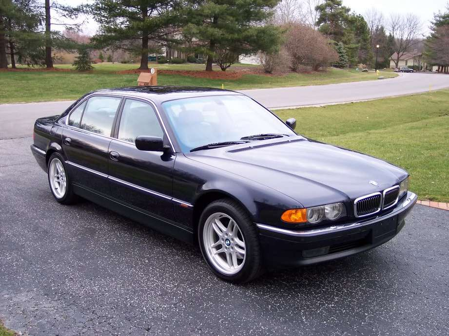 2001 bmw 740il for sale. Black Bedroom Furniture Sets. Home Design Ideas