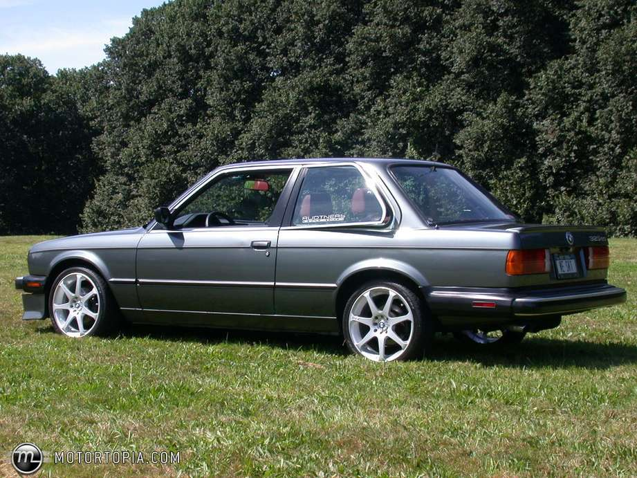 1987 Bmw 325 Is