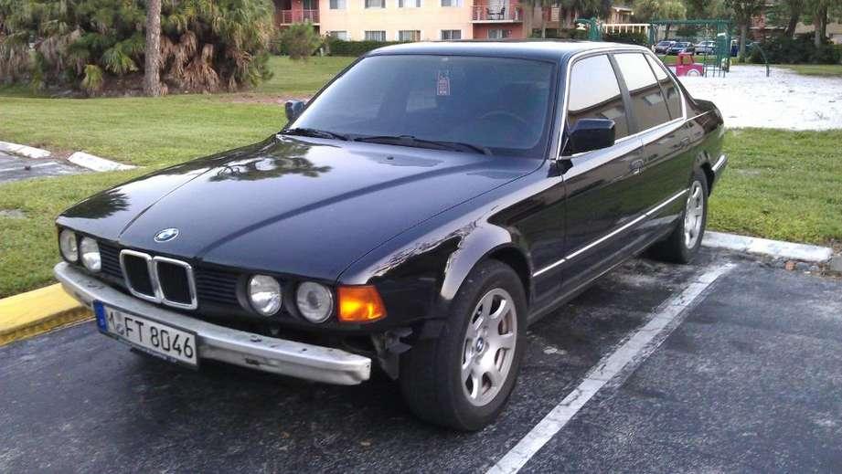 1988 Bmw 735i Parts