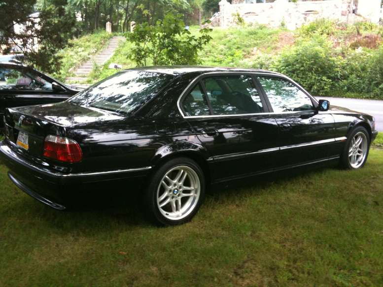 1997 bmw 740il review. Black Bedroom Furniture Sets. Home Design Ideas