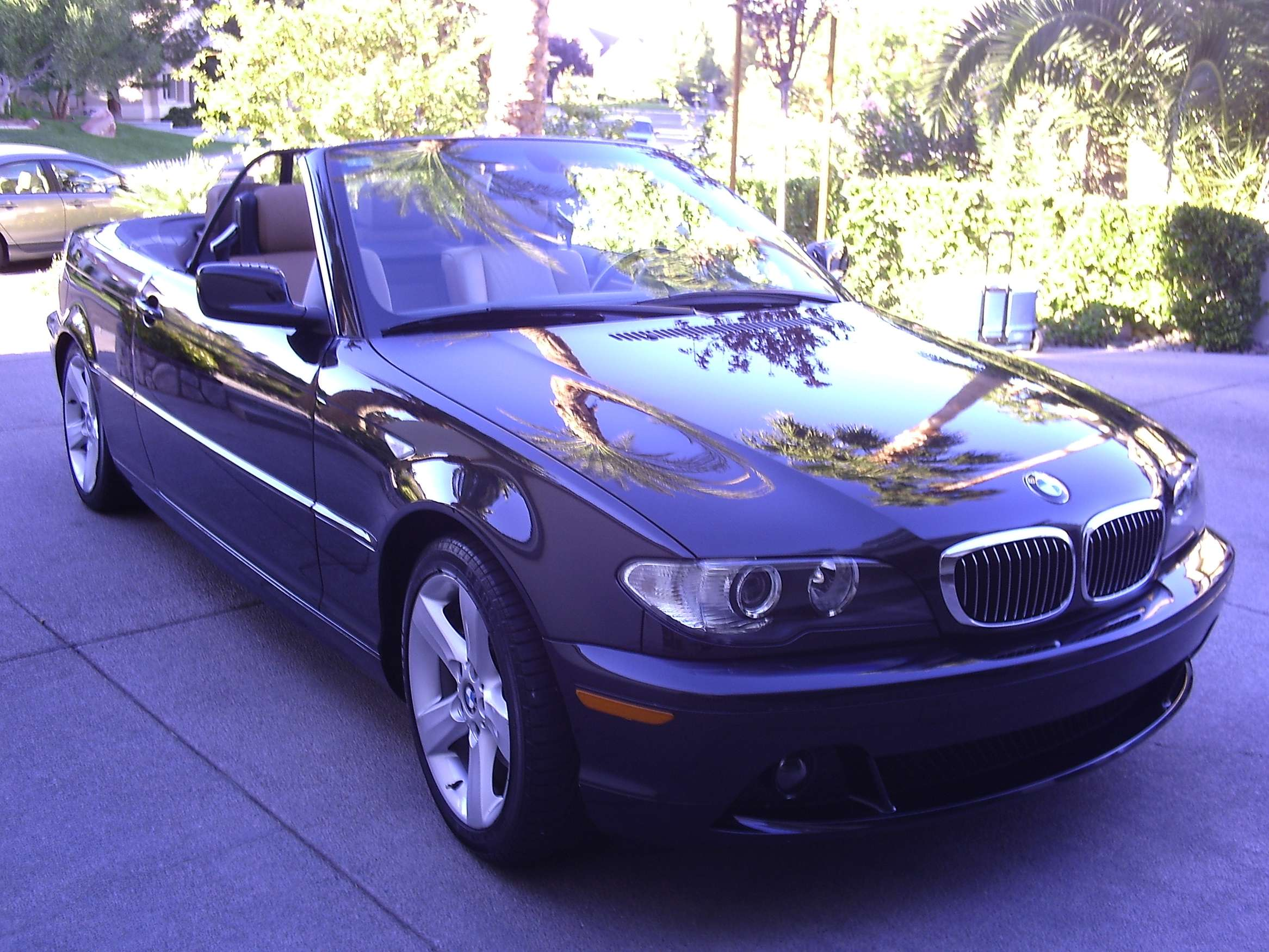 2004 bmw 325 convertible