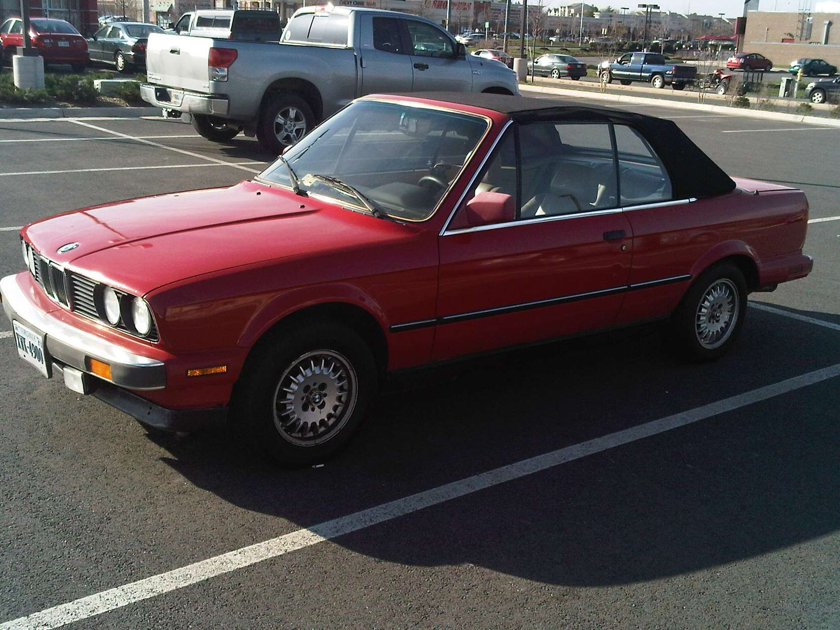 89 Bmw 325is