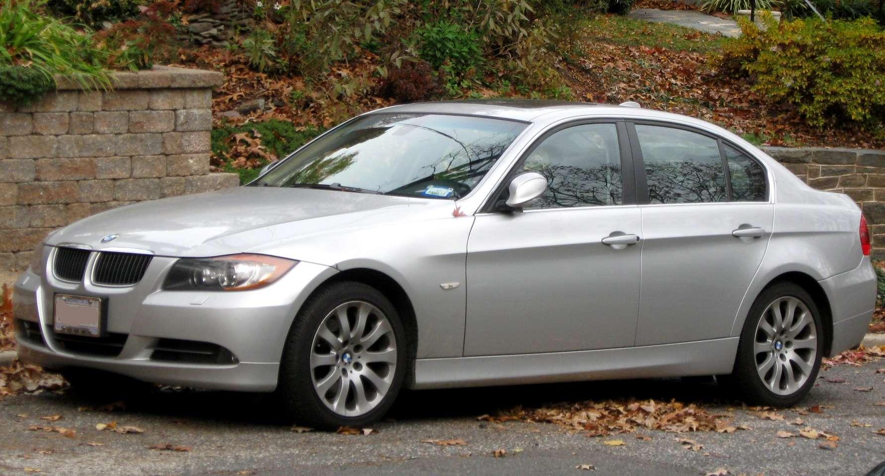 2006 Bmw E90