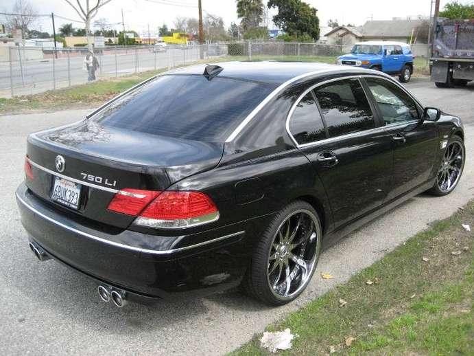 2006 750li Bmw