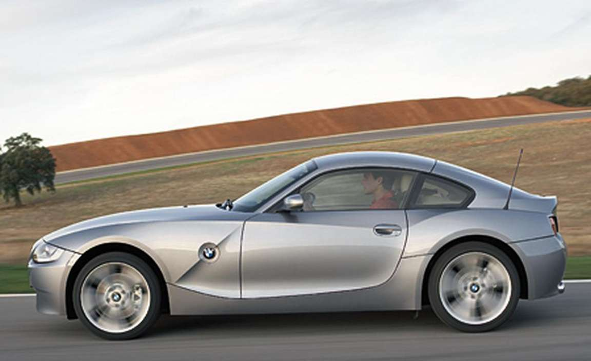 2006 bmw coupe z4