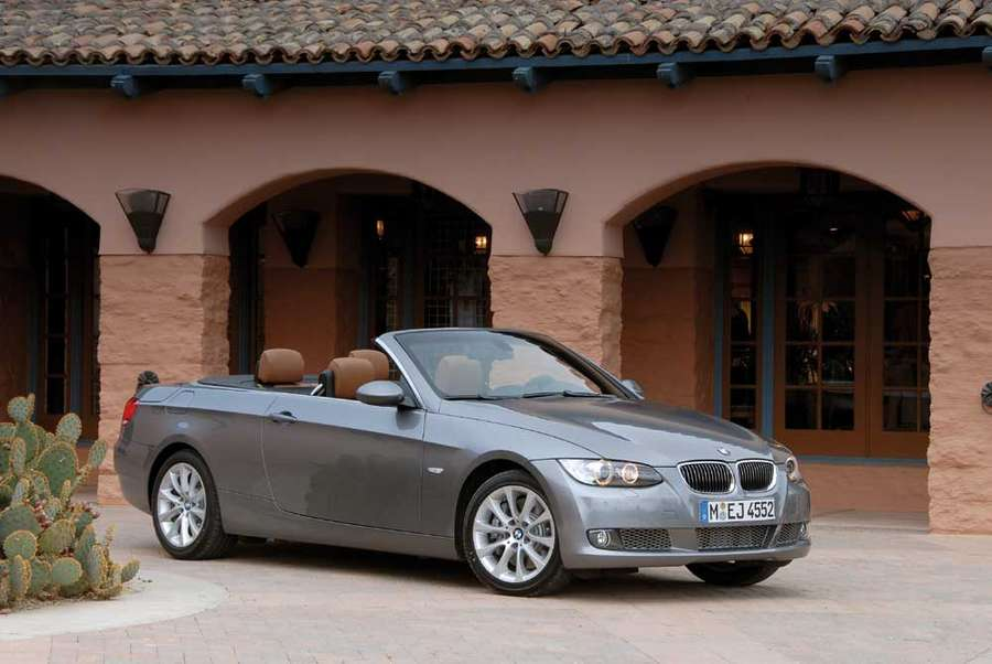 3 series bmw convertible