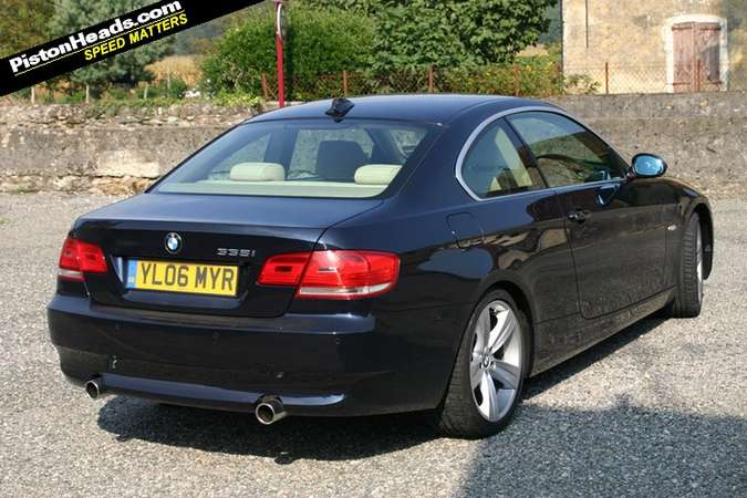 2006 bmw 3 coupe