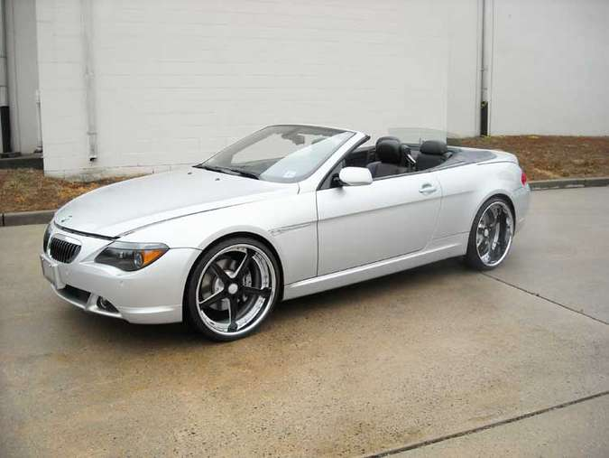 650i bmw convertible
