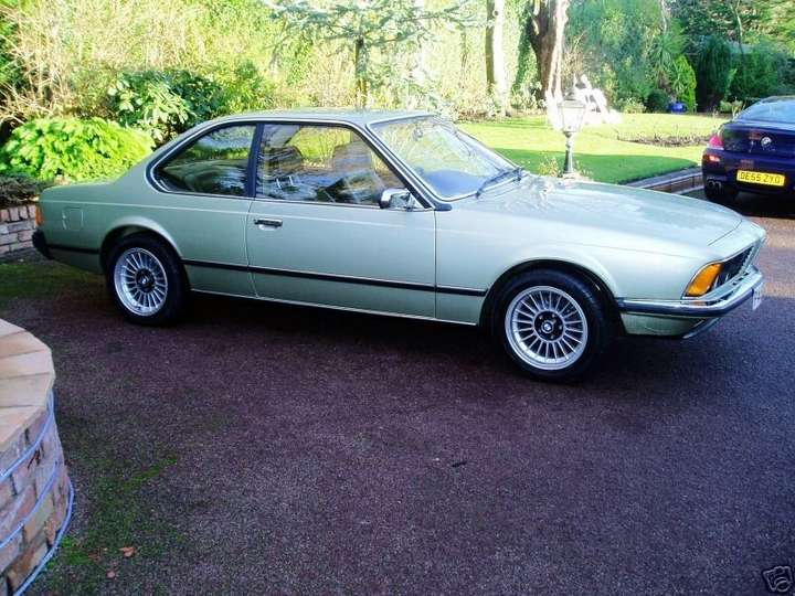 633 bmw for sale