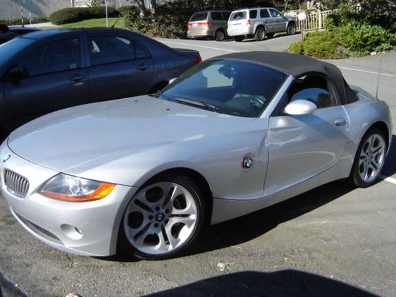 2005 Bmw Z4 Pictures