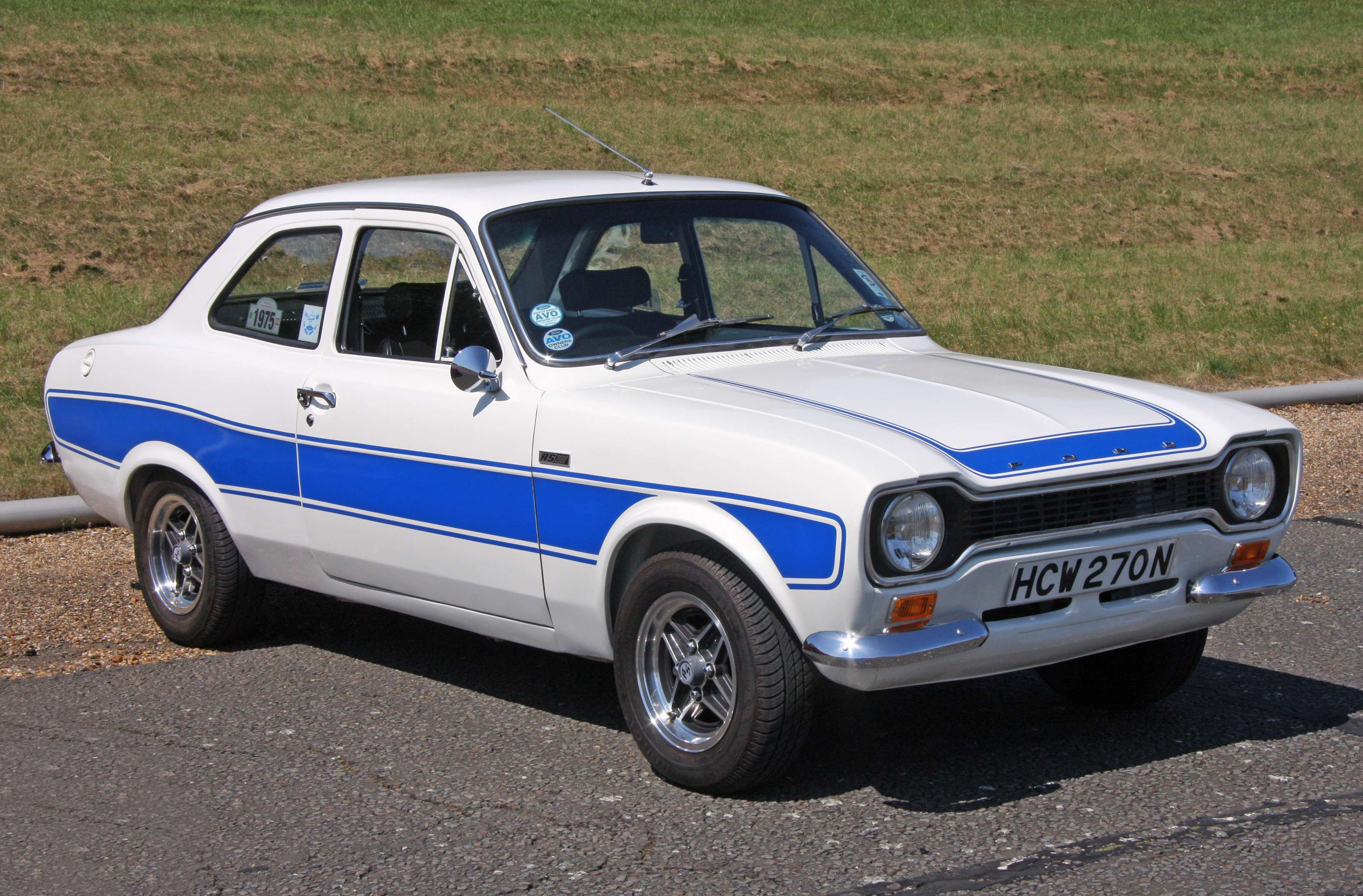 Ford Escort RS2000 #9660682