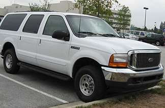 Ford Excursion #8718213