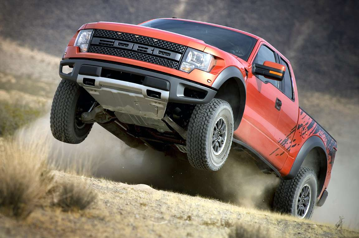 Ford F-150 SVT Raptor #7579158