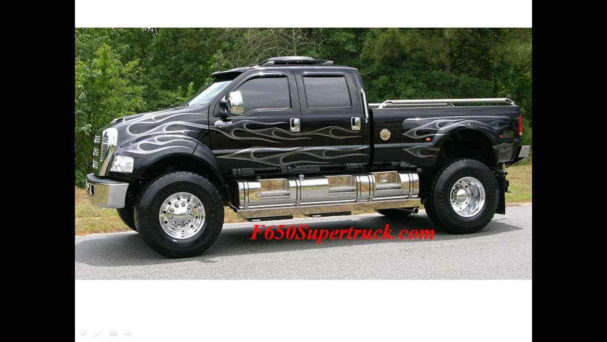 Ford F-750 #8120573