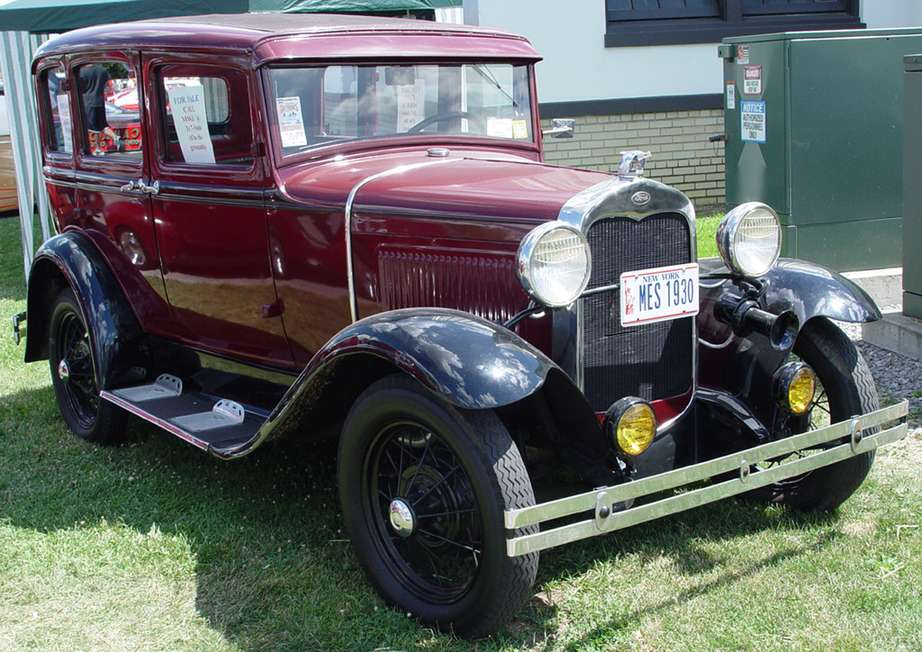 Ford Model A #7645827