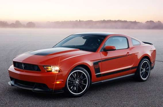 Ford Mustang Boss 302 #9167164