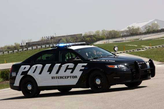 Ford Police Interceptor #8315217