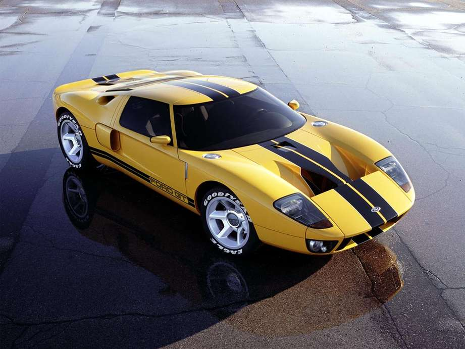 Ford GT 40 #9009048