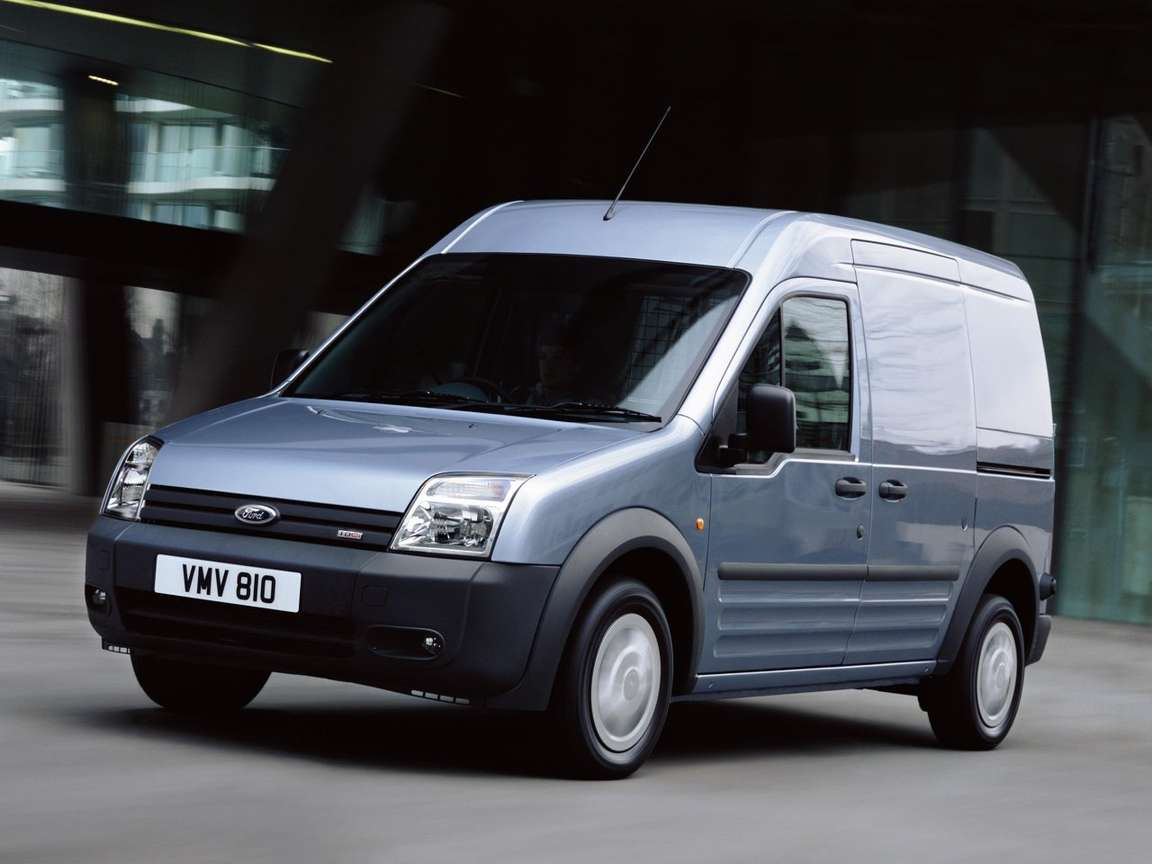Ford Transit Connect #8656208