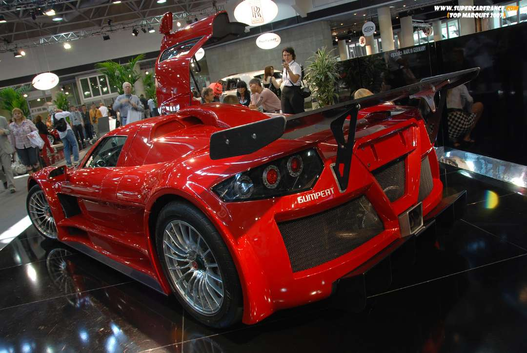 Gumpert Apollo S #8488567