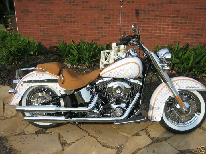 Harley-Davidson Softail Deluxe #9932497