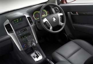 Holden Captiva #9030857