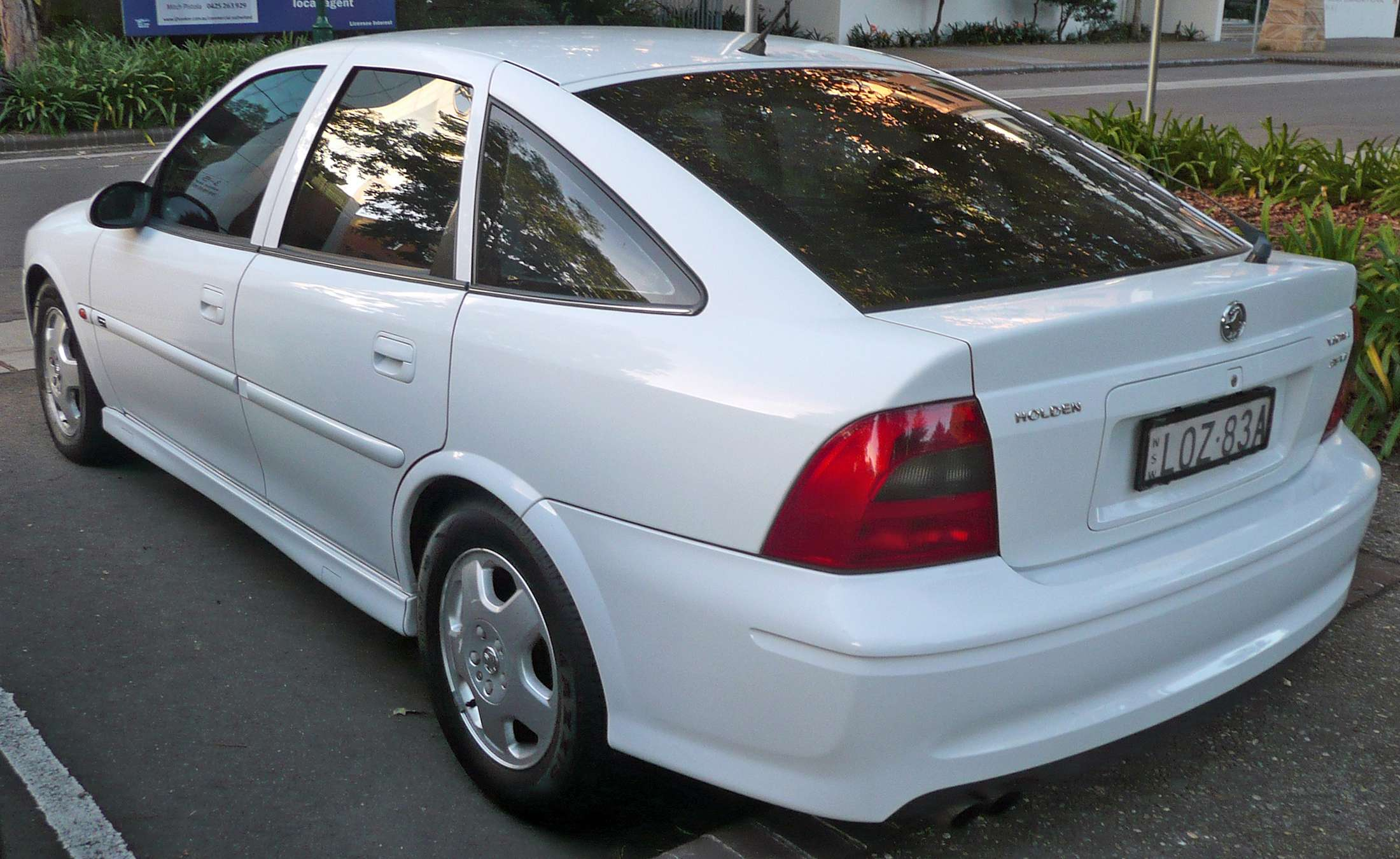Holden Vectra #8410905