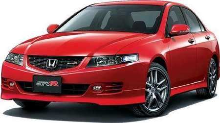 Honda Accord Euro-R #8283525