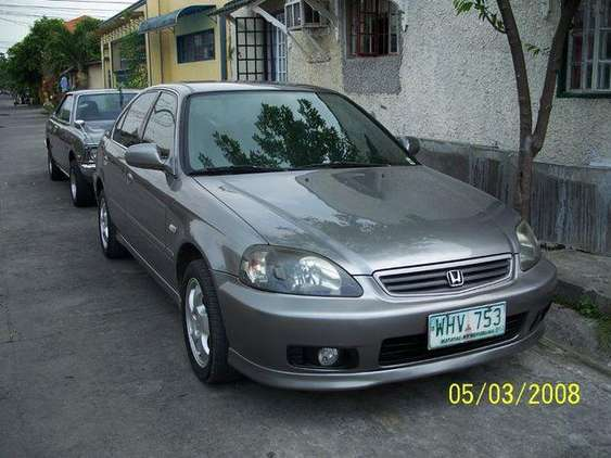 Honda Civic Ferio #8224093
