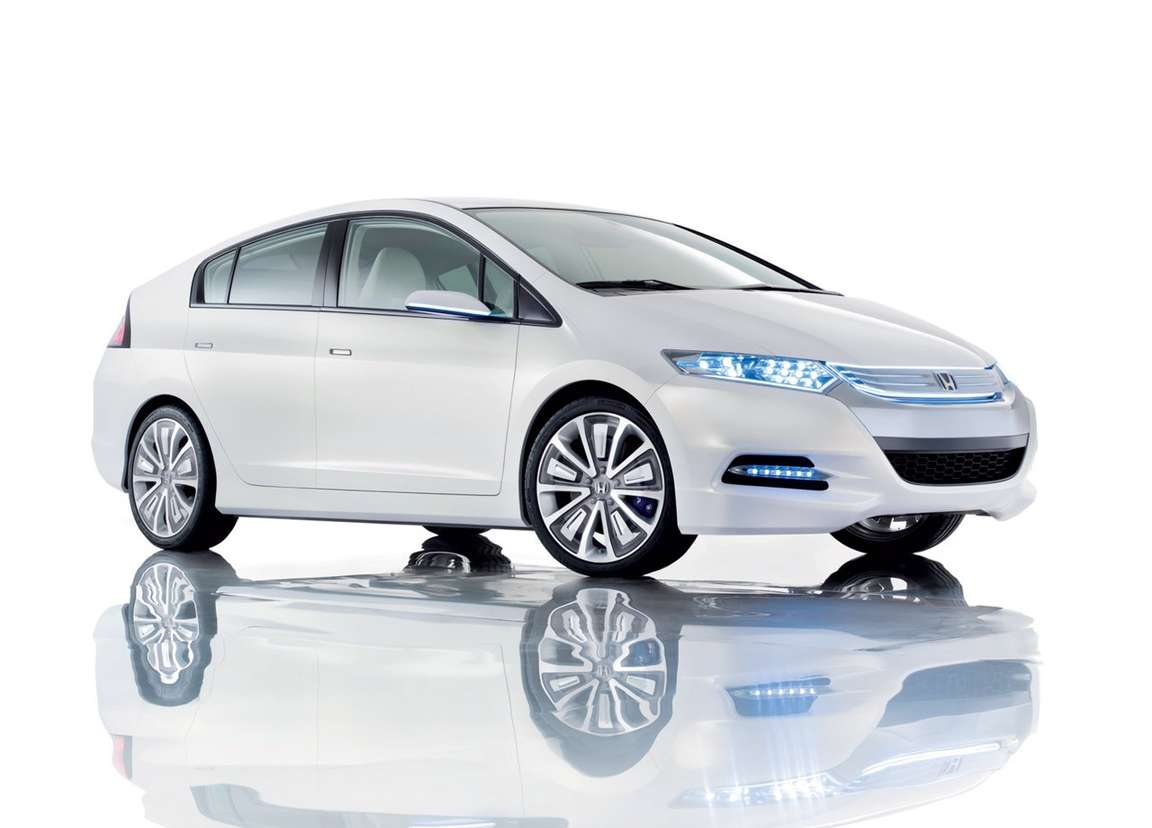 Honda Insight Hybrid #9946437