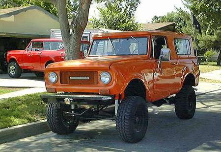 International Scout #7912245