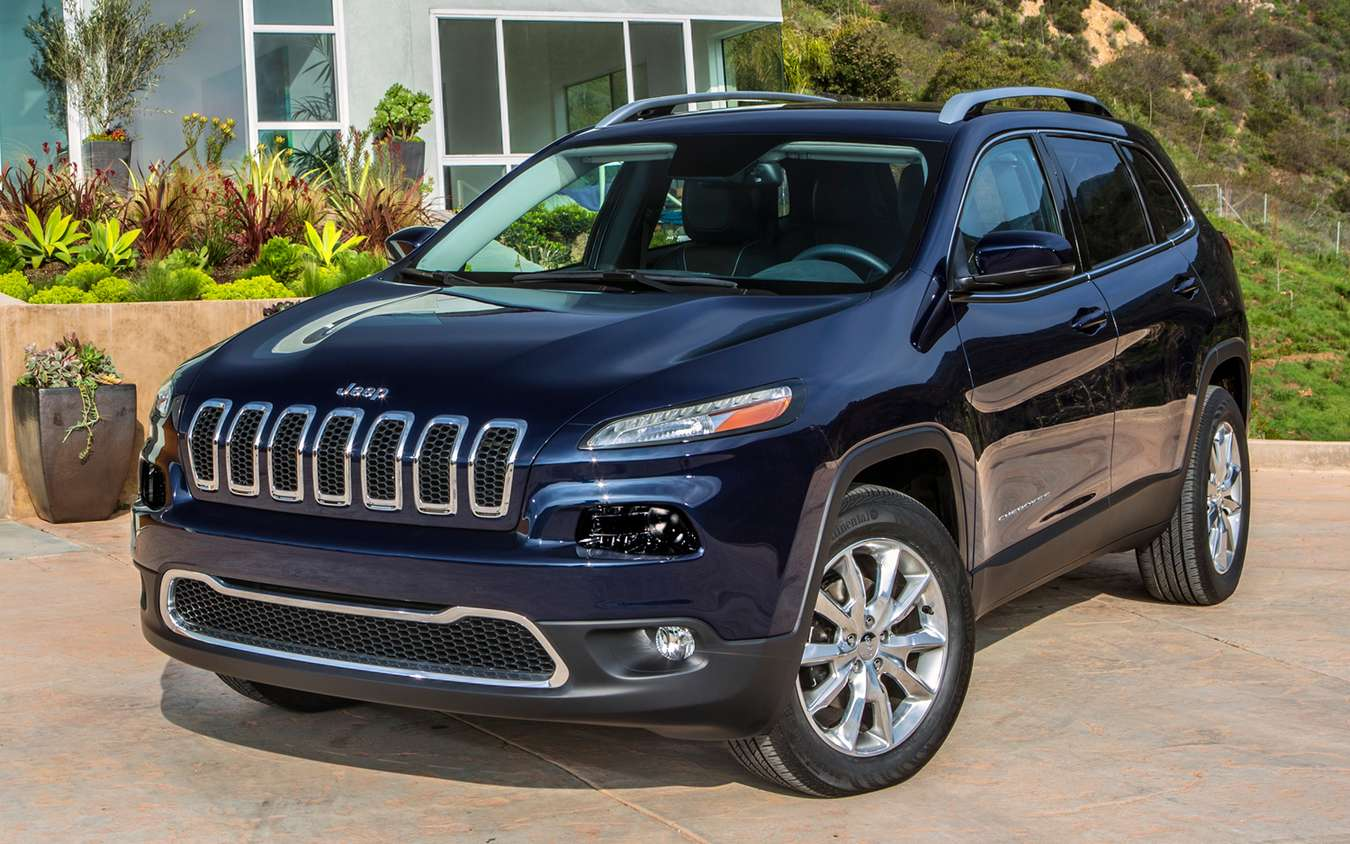 Jeep Cherokee Limited #8844910